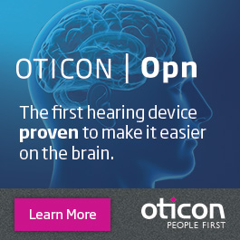 Oticon Opn makes it easy on the brain