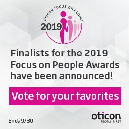 Focus on People Awards - vote now