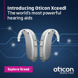 Oticon Xceed Hearing Aid