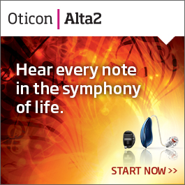 Hear every note in the symphony of life (ad for Alta2)