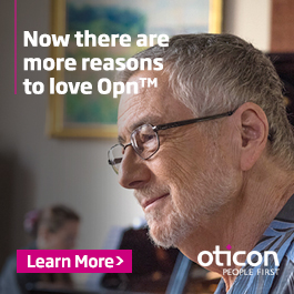 Now there are more reasons to love Oticon OPN