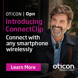 Introducing ConnectClip for Oticon Opn