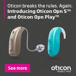 Oticon breaks the rules: Meet OPN S and OPN Play hearing aids
