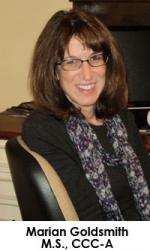 Photo of Marian Goldsmith, M.S., CCC-A, FAAA from Riverside Audiology