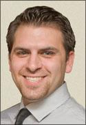 Photo of Jared Talarico, LHIS from Whiting Hearing Aid Center