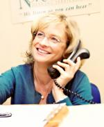 Photo of Catherine Schiffler, Patient Care Coordinator from Northgate Hearing Services