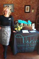 Photo of Casie Keaton, AuD, CCC-A from Thrive Hearing and Tinnitus Solutions