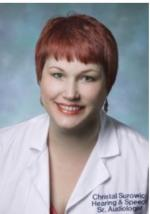 Photo of Christal Surowicz, AuD, CCC-A, FAAA from Washington Hospital Center