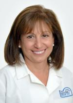 Photo of Lori Russo, MS, CCC-A, FAAA, Senior Audiologist from Boston Medical Center Daniels Hearing Center