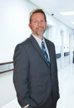 Photo of Keith Darrow, PhD, CCC-A from New England Hearing & Balance - Worcester