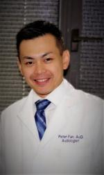 Photo of Peter Fan, AuD, CCC-A from Advanced Audiology Care - Rahway