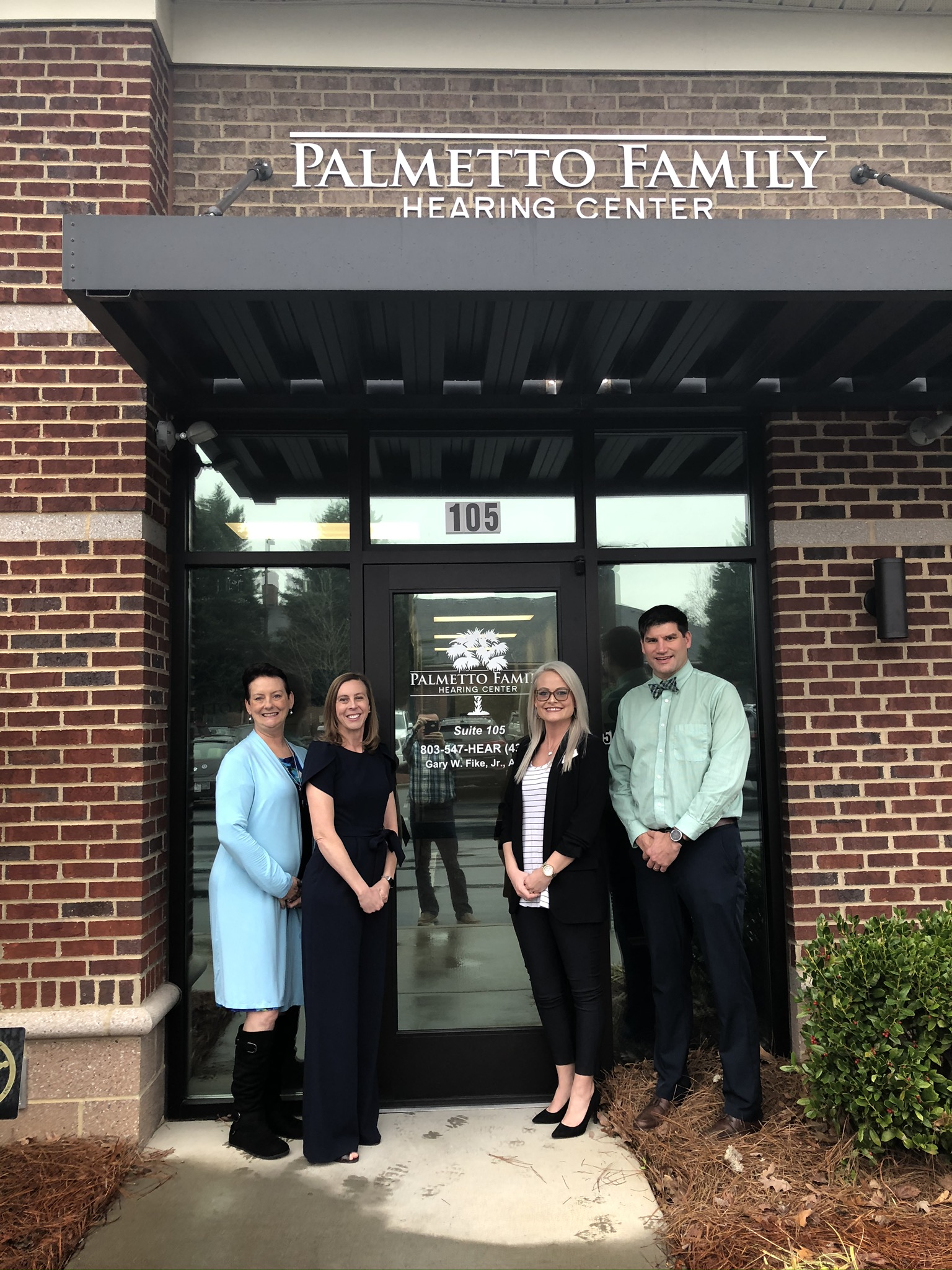 Our Doctors and Team Members Welcome You to Palmetto Family Hearing Center