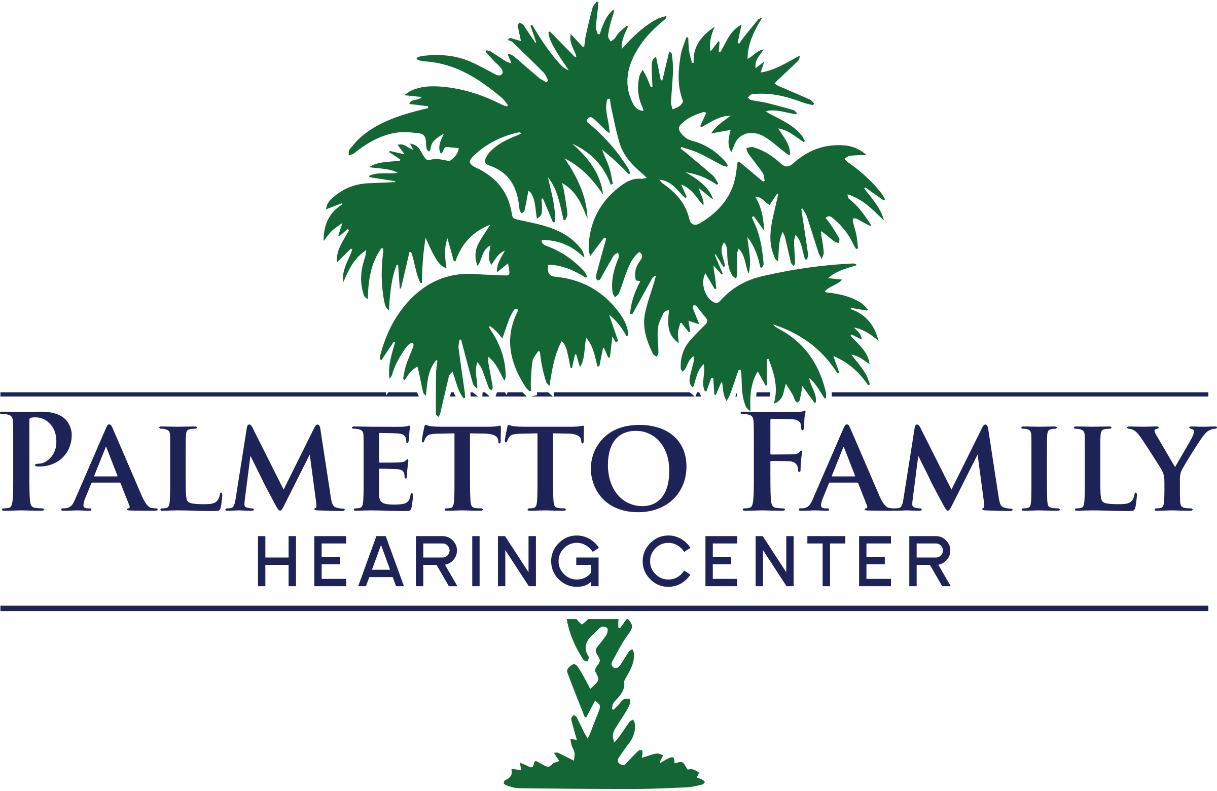 Palmetto Family Hearing Center logo