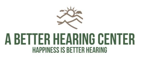 A Better Hearing Center - Woodland Park logo