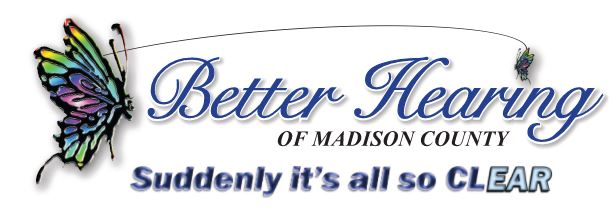 Better Hearing of Madison County, LLC logo