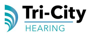 Tri-City Hearing logo