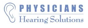 Physicians Hearing Solutions - Warwick logo