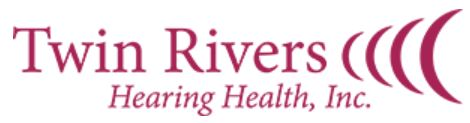 Twin Rivers Hearing Health Inc logo