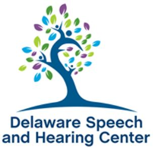Delaware Speech & Hearing Center logo