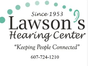Lawson's Hearing Center, Inc. logo