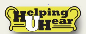 Helping U Hear, LLC logo