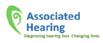 Associated Hearing Inc - Metairie logo