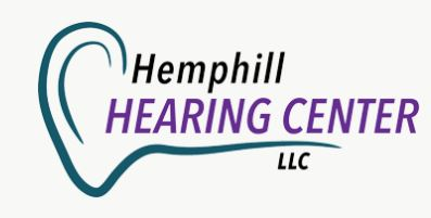 Hemphill Hearing Center LLC logo