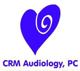 CRM Audiology PC logo
