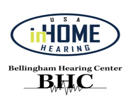 USA IN-Home Hearing - Bellingham logo