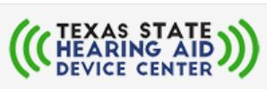 Texas State Hearing Aid Device Center logo