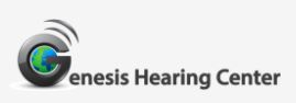 Genesis Hearing Center logo