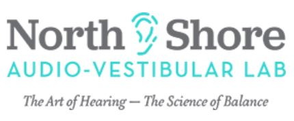 North Shore Audio Vestibular Lab logo