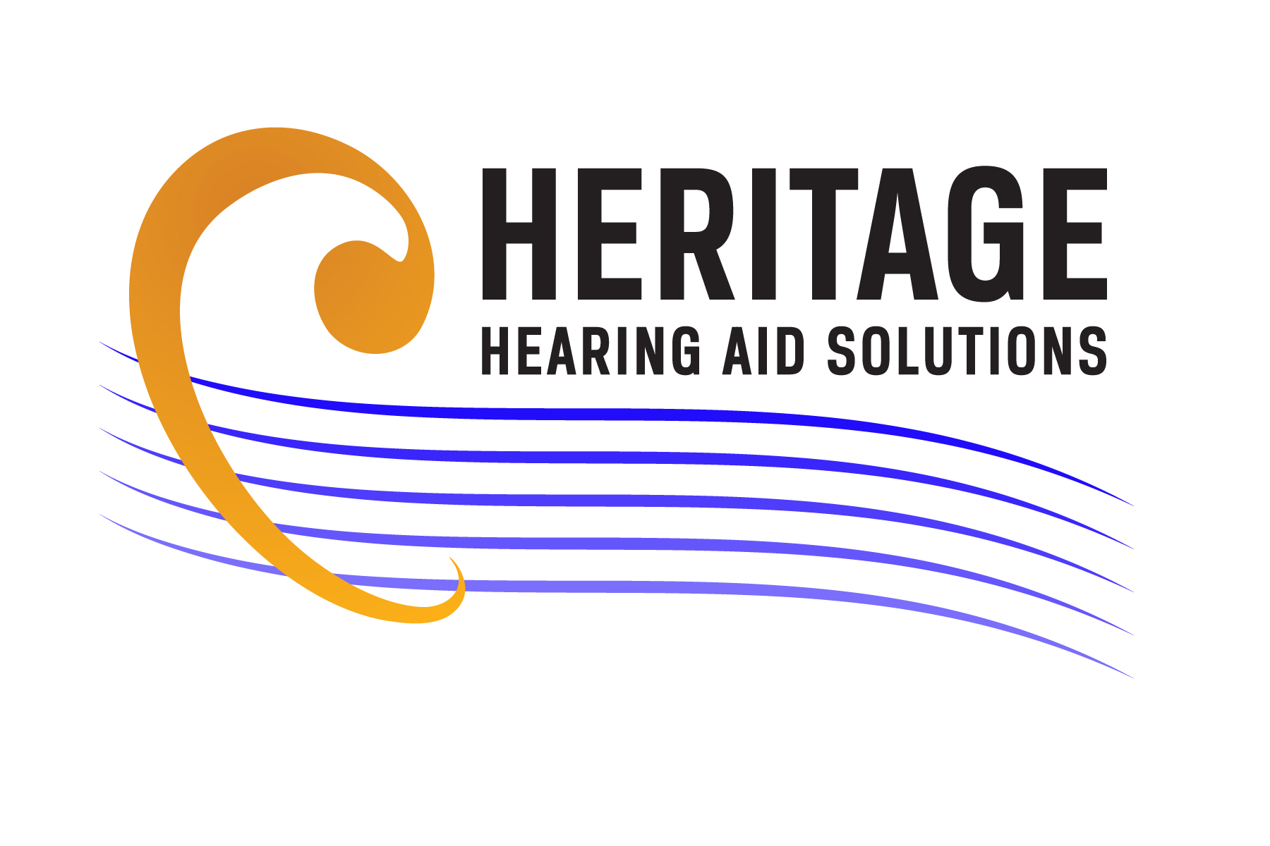 Heritage Hearing Solutions logo