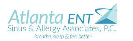 Atlanta ENT Hearing & Balance Center logo