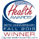 Digital Health Award winner for Fall 2018