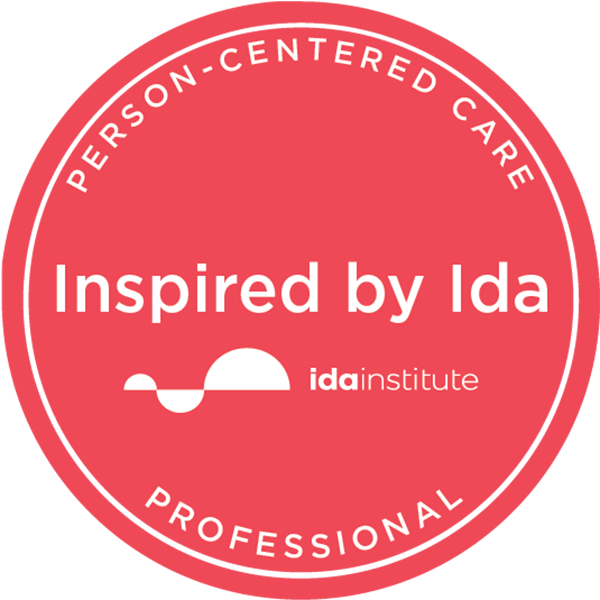 Provider badge from Ida Institute