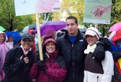 oticon cancer walk 1