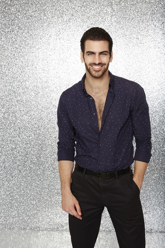 The Passion Behind Nyle Dimarco S Dancing With The Stars