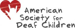 American Society for Deaf Children, children with hearing loss, holiday donation