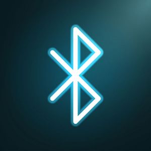 Universal symbol for Bluetooth technology