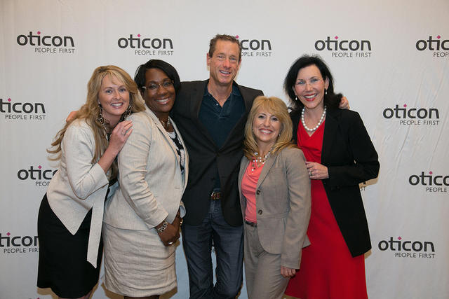 oticon boot camp, hearing aids, hearing loss, marketing