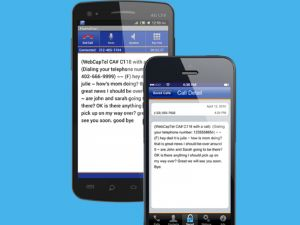 The best apps for iPhone and Android smartphone captioning