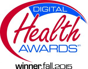 Logo for Digital Health Awards