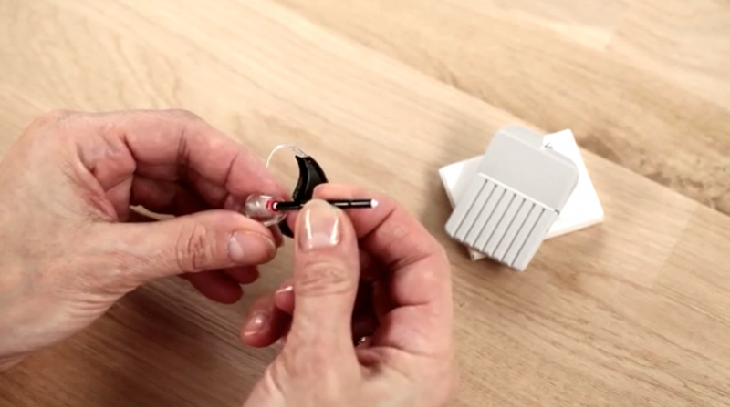 How to clean wax out of hearing aids