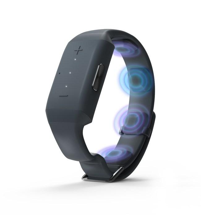 Buzz wearable device