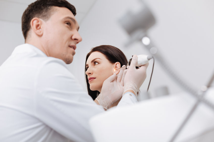 Hearing Loss In One Ear Causes Symptoms Treatments