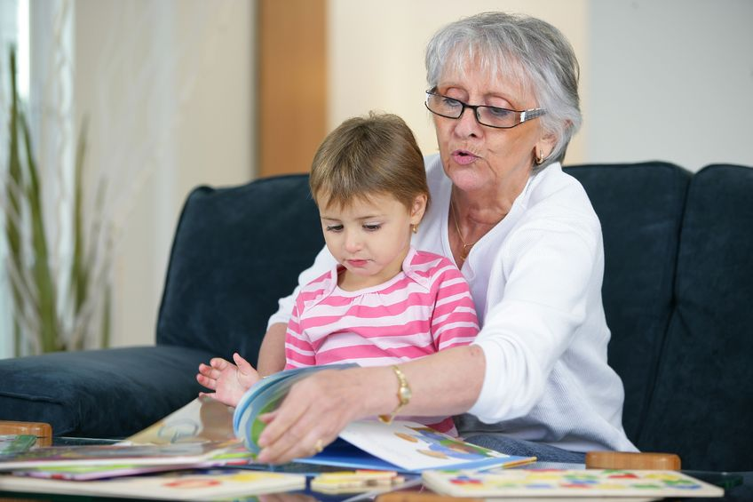Aarp Health Insurance >> Talking to grandchildren about hearing loss and hearing aids