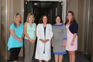 Dr. Graff and her staff at Audiology and Hearing Specialists of Kentucky