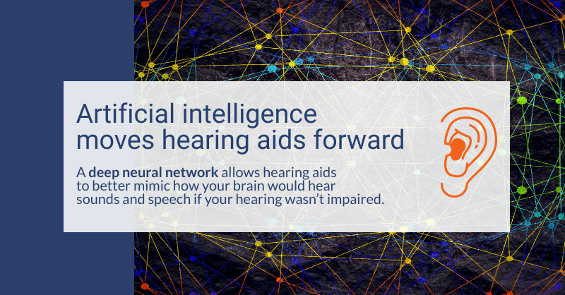 Hearing aids and AI