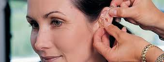 hearing center audiologist